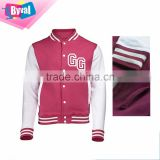 Bomber Jackets Custom Kids Varsity Jacket Printing Design Children Plain Hoodies Sweatshirt Wholesale