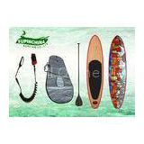 EPS core Air Brush Surfing Sup Boards , sport beach boys / girls surfboards