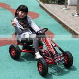 high quality pedal go kart for kids