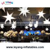 New Design Inflatable Stars / Hanging Decorative / Lighted Stars