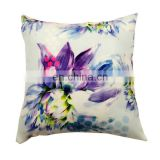 China Wholesale Custom Digital Printed poly Decorative Throw Pillow