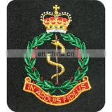Export Belt Custom made patches, embroidered patches, Quality Embroidered Patches, Medical Corps patch