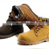 wholesale genuine leather winter man shoe