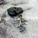 Modern Style Simple Design Colorful Keychain custom Design