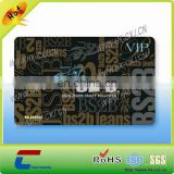 color offset printing plastic card/ memebership/VIP card