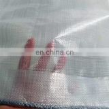 strong clear pe cherry roof cover tarpaulin