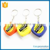 Customized logo printing measuring tape with keychain wholesale                                                                         Quality Choice
