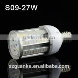 High quality retrofit corn bulb 27w 36w 45w 54w 5 years warranty led bulb e27 led lighting bulb corn 45w