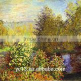 Handmade scenery oil painting reproduction masterpiece monet 2