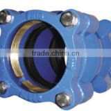 Coupling Joint For PE Pipe