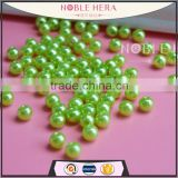 Factory Directly Wholesale All Types Of round Plastic Pearl In Bulk For Sale With Hole