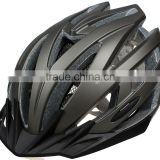 Light bicycle helmet cycling helmet special design for men in mountain and road bicycle LED V221D
