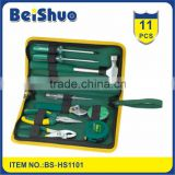 11pc Household Hand Tool Repair Tool Bag
