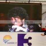 Indoor Full Color led screen P6 for advertising alibaba cn Full color P5/6/7/8 indoor&outdoor led video display