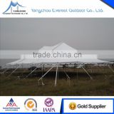 New Customized 40'x60' trade show rain cover tent