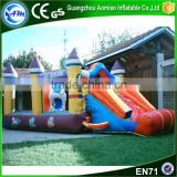 Hot sale combos inflateable jumpers combos inflatable horse bouncer for rental