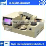 ASTM D92 Automatic Cleveland Open Cup Flash point tester/flash point apparatus/flash point testing equipment