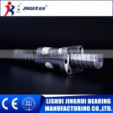 Plastic bearing steel linear ball screw bearings sfu1605-3 with low price