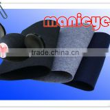 High quality needle punched nonwoven felt for hat