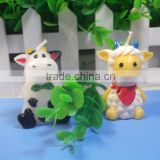 Hot Sale White Sheep Animal Shaped Birthday Candles Gifts for Kids Multi-Colored or as Customers' Requirements