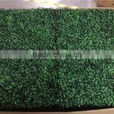 New Material wholesale Artificial grass mat/panel with UV for home and garden wall                                                                         Quality Choice