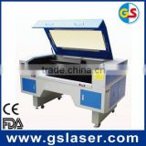 GS1490 100W Laser Cutting Machine For Cloth Production                                                                         Quality Choice