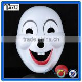 Novelty design Latex Halloween Scary Clown Party Mask, funny decorative rubber clown props party masks