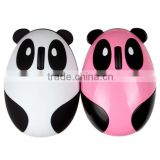 USB 1200dpi New Recharging Panda Cartoon 2.4G Optical Precise Wireless Gaming Game Mouse Mice 1.5v Durable