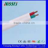 electrical house wiring materials H07V double core flat cable 25 electric cable