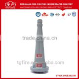 High pressure garden fire hose nozzles or fire fighting hose