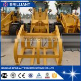 Low Price 1.8 Ton Small Grapple Log Loader for Sale