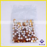 Wholesale Flatback Non Hot Fix Rhinestone Glass Strass for Nail Arts Design