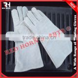 Wholesale Cow Split Welding Gloves, Working Gloves, Available in Different Colors