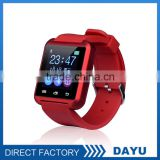 Smart Watch For Smartphone Bluetooth Touch Screen Mobile Phone Android IOS Watch For Pedometer