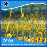 2015 Wholesale crepe paper streamer/party frisbee confetti                                                                         Quality Choice