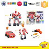 2015 Newest Electronic Educational Robot Toy Kids DIY Toy