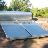 Europe Standard Flat Panel Solar Hot Water System                                                                         Quality Choice