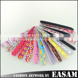 whlosesale eva nail file custom printed disposable nail file emery board paper file                                                                         Quality Choice