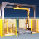 Rotary arms pre-stretch pallet online wrapping machine                                                                         Quality Choice