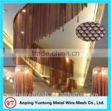 China manufacture flexible metal mesh fabric