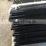 high quality shanxi black granite tombstone shanxi black with gold dots tombstone, black granite monuments,chinese granite stone