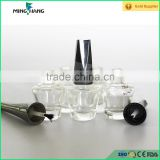 Manufacturer OEM Gel Nail Polish Empty Glass Bottles With Brush And Cap 5ml WHolesale                                                                         Quality Choice