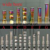 disposable e cigarette wide bore drip tips in stock