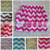 2013 Fancy Girls Summer Skirts Little Chevron Skirt for Baby Girls