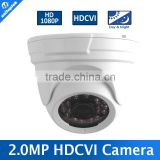 HDCVI Indoor Camera Mini IR 20M 1080P 24PCS Leds Day/Night Video Security Surveillence 2MP HDCVI Camera