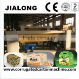 food banana carton box corrugated cardboard product making machine NC cut off machine /cutting off machine
