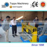 Hebei Trapezoidal Colored Metal Wall Panel Roll Forming Machine Building and Construction Equipment