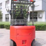 2.0t 4 wheels electric forklift price with high intelligence electronic control system for good sale