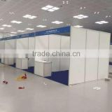 XINMIAOSYSTEM Aluminium Portable Modular Trade Display Exhibition Booth/Aluminum Exhibition Fair Stand with Competitive Price!