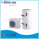 Electrical heating element solar air water heater/collector/geyser
